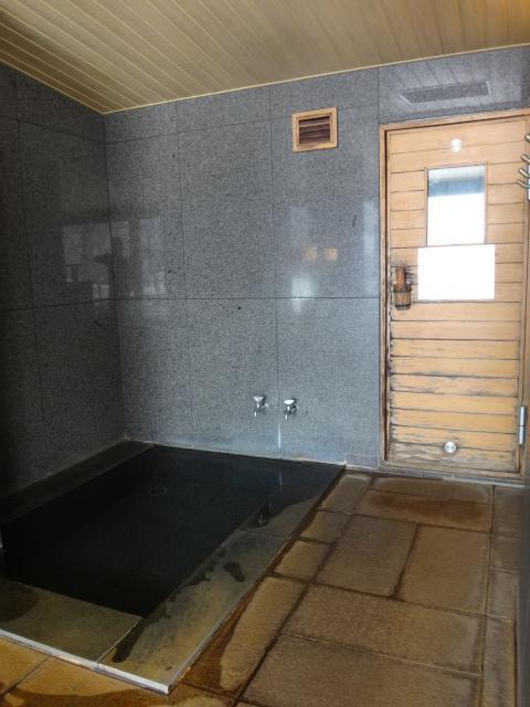 サウナと水風呂