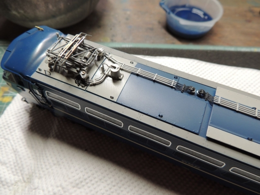 EF66 ムサシノモデル 13mm 1/80