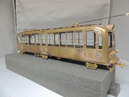 阪神国道線71型登場時 OJ ナローモデ