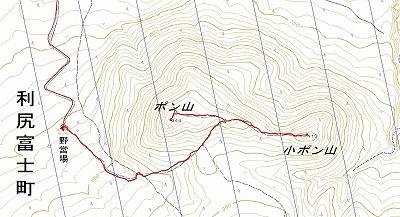 ポン山log