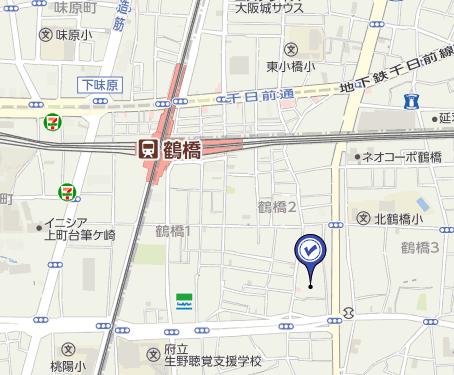 パダン地図