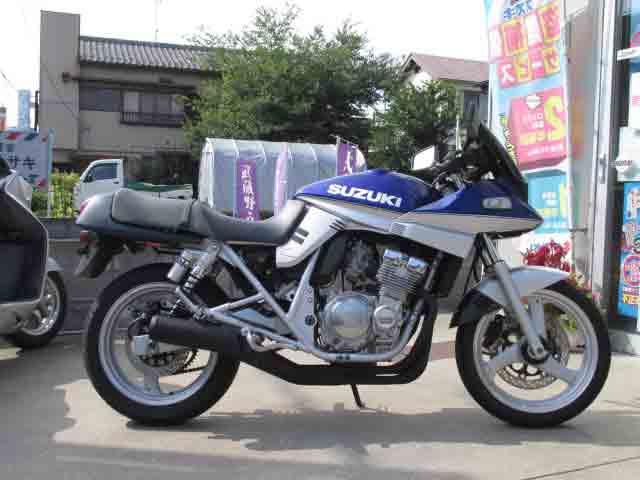 250 スズキ カタナ