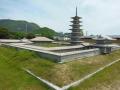 讃岐国分寺模型