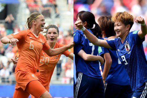 オランダ対日本