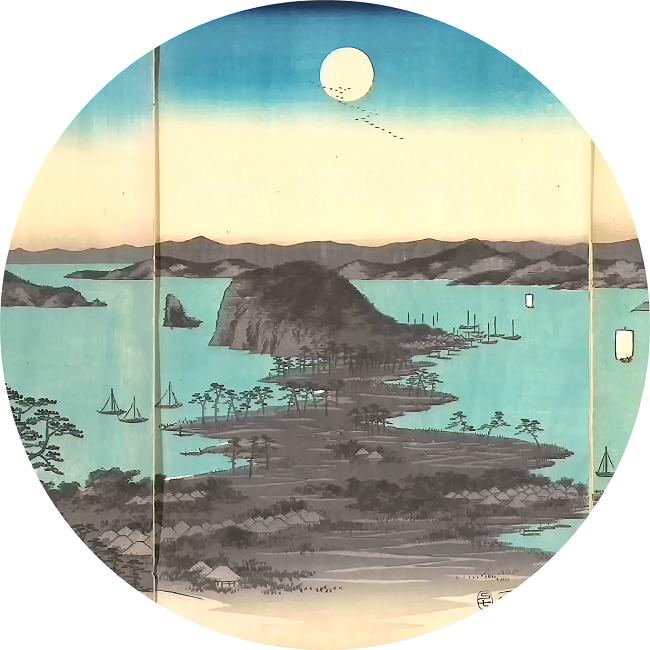Utagawa Hiroshige 1109 1544 650
