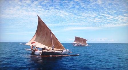 20190422 タンザニアのカヌー
