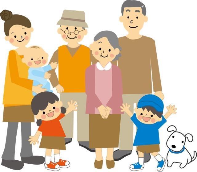 20190610 家族の笑顔
