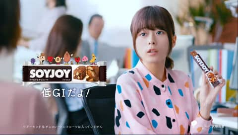 SOYJOY web movie|「SOYJOYS 低GI」編 30秒