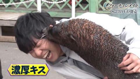 【動物園で運気を上げよう!】DVD『フォーチュンメイト』PV前半 (出演:代永翼さん 山下大輝さん)