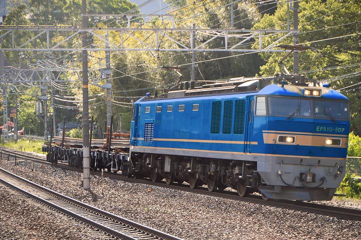 DSC_5002-3 190427 工9561レ 島本~山崎