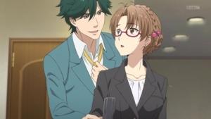 亜由美と秀夫