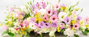 心ばかりの献花