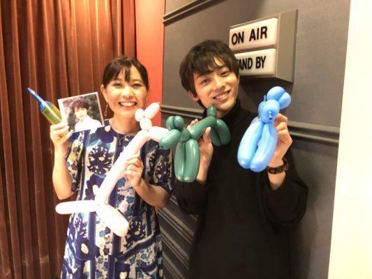 辰巳ゆうとTBSラジオFineにゲスト出演2
