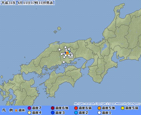 【地震】10日は岡山で震度3、三陸沖で「M6.0」東北でも震度3の地震発生…同日はカムチャツカ半島シベルチ山でも噴火し噴煙8000メートルを上げる