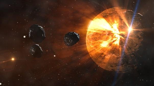 【隕石】NASA「地球へ小惑星が衝突する事態に備えて演習を行います」