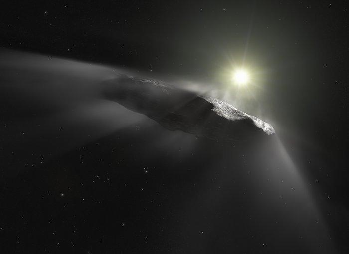 【火球】太陽系外から来た天体は「オウムアムア」だけではなかった…別の恒星系から飛来していたが大気圏で焼失していた別の侵入者の存在