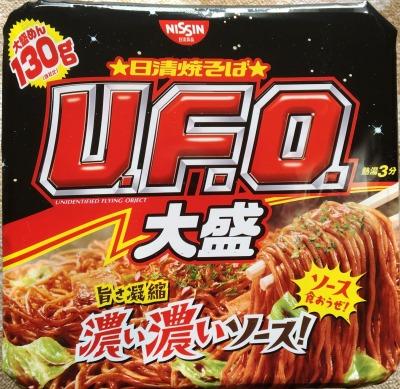 UFO 大盛 濃い濃いソース
