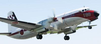 航空自衛隊YS-11