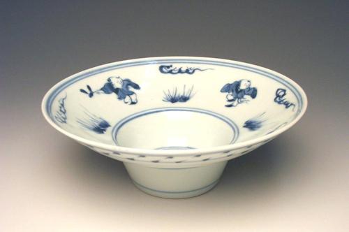 景徳鎮 古色小鉢