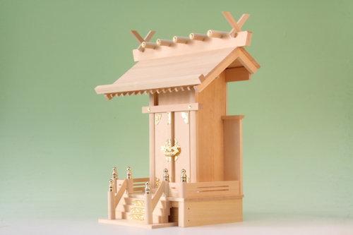 尾州桧で作る神棚 大神明一社