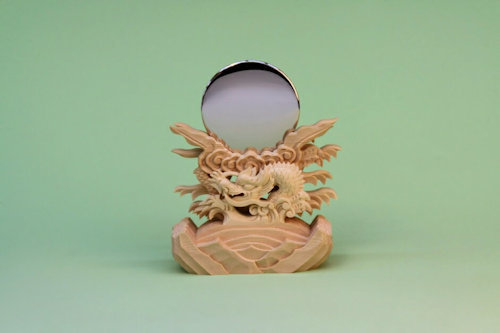 極上竜彫神鏡シリーズ 日本製