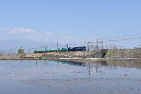 5月4日 2080レ EH200-17号機