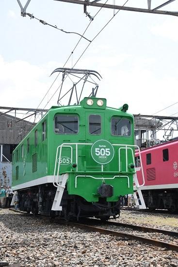 緑色のデキ505