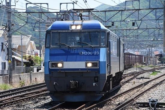 2083レ EH200-23号機
