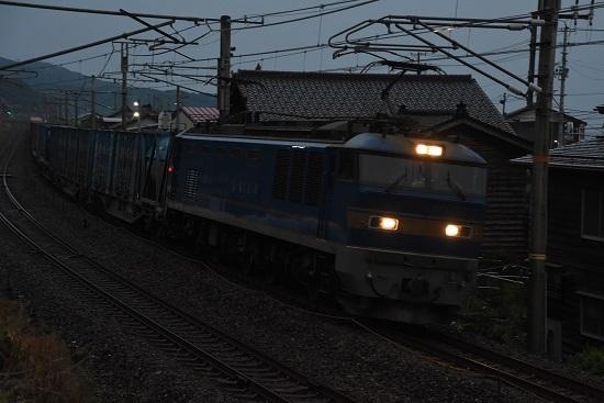 4059レ EF510-515号機 青釜