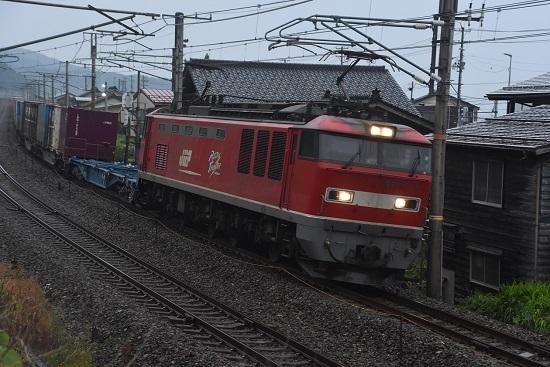 4061レ EF510-5号機