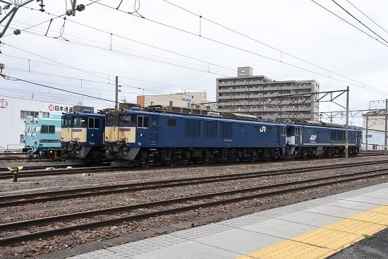 EF64-1026+1049号機 原色+広島更新色