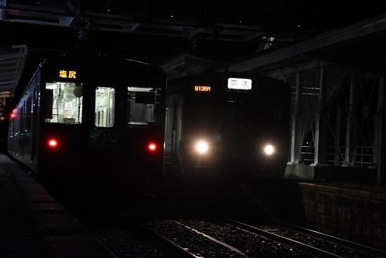回9134M 211系と171M E127系の交換