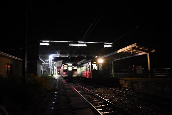 回9136M E127系 小野駅通過