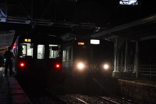 1170M 211系と9137M E127系
