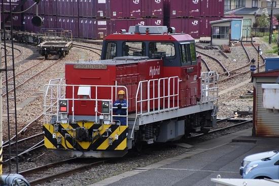 HD300-10号機出区