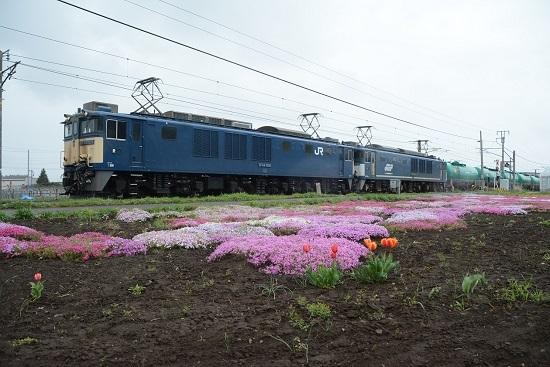 5月1日 西線貨物8084レ EF64-1026+1049号機