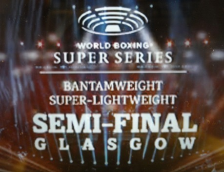 wbss BANTAMWEIGHT SUPER-LIGHTWEIGHT SEMI-FINAL