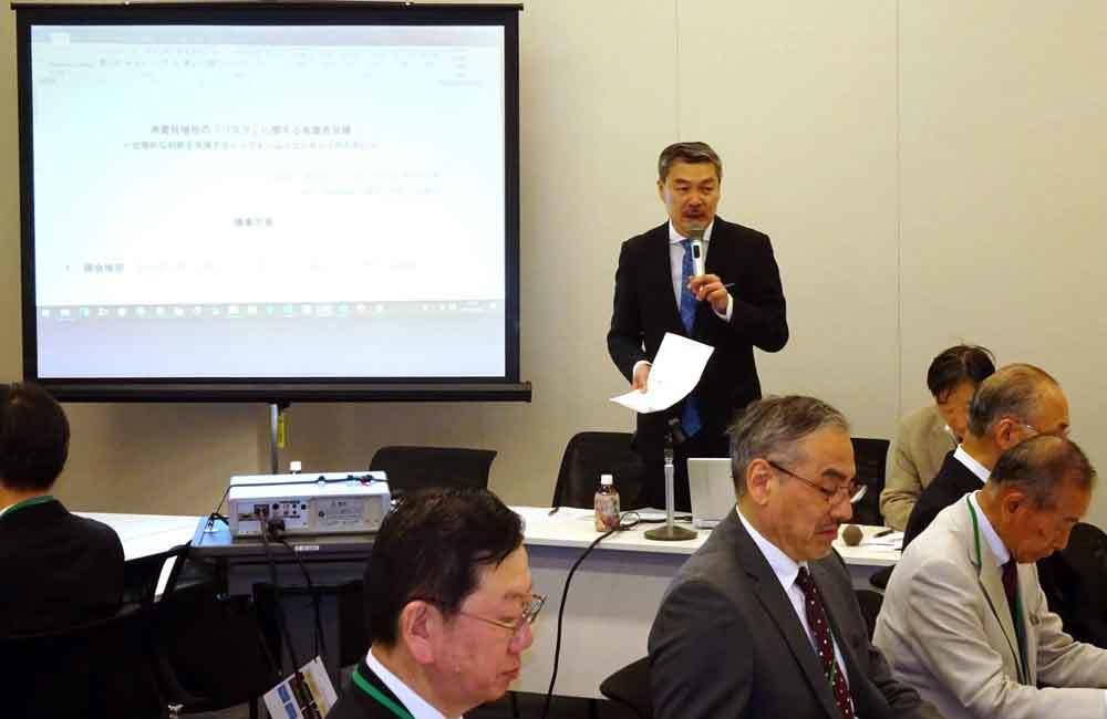 (写真)費税増税の『リスク』に関する有識者会議