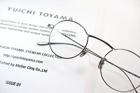 YUICHI TOYAMA ユウイチトヤマ USH 新潟県 見附市 めがね店 サングラス