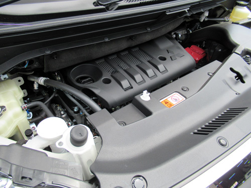 デリカD5エンジン