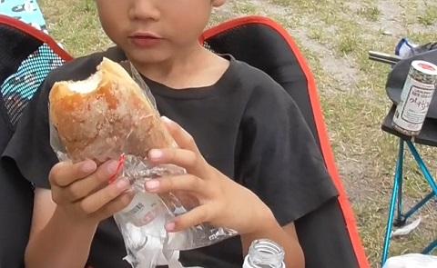 式根島-揚げパン