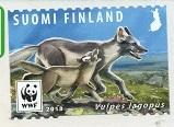 切手14  フィンランド
