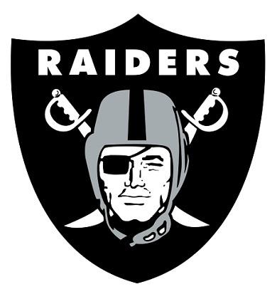 20194012オークランドレイダーズのロゴの画像