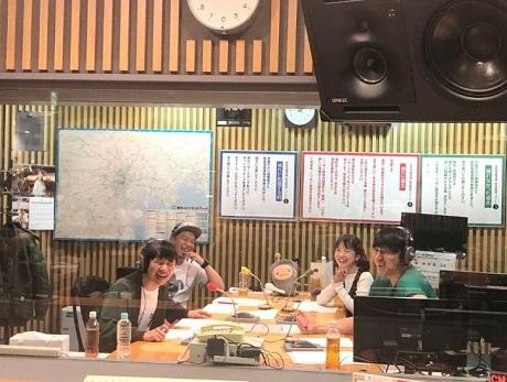 20190421オードリーのオールナイトニッポンと弘中アナ