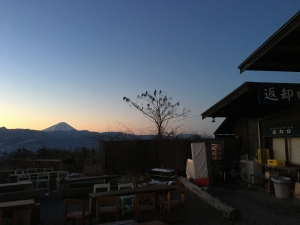 ほったらかし(富士山②)