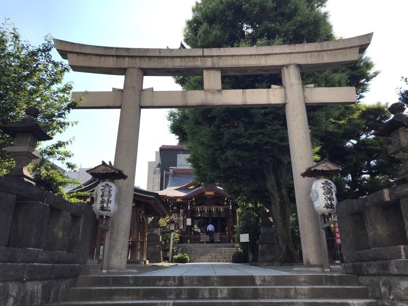 大鳥神社(東京都目黒区) – ザ・神社