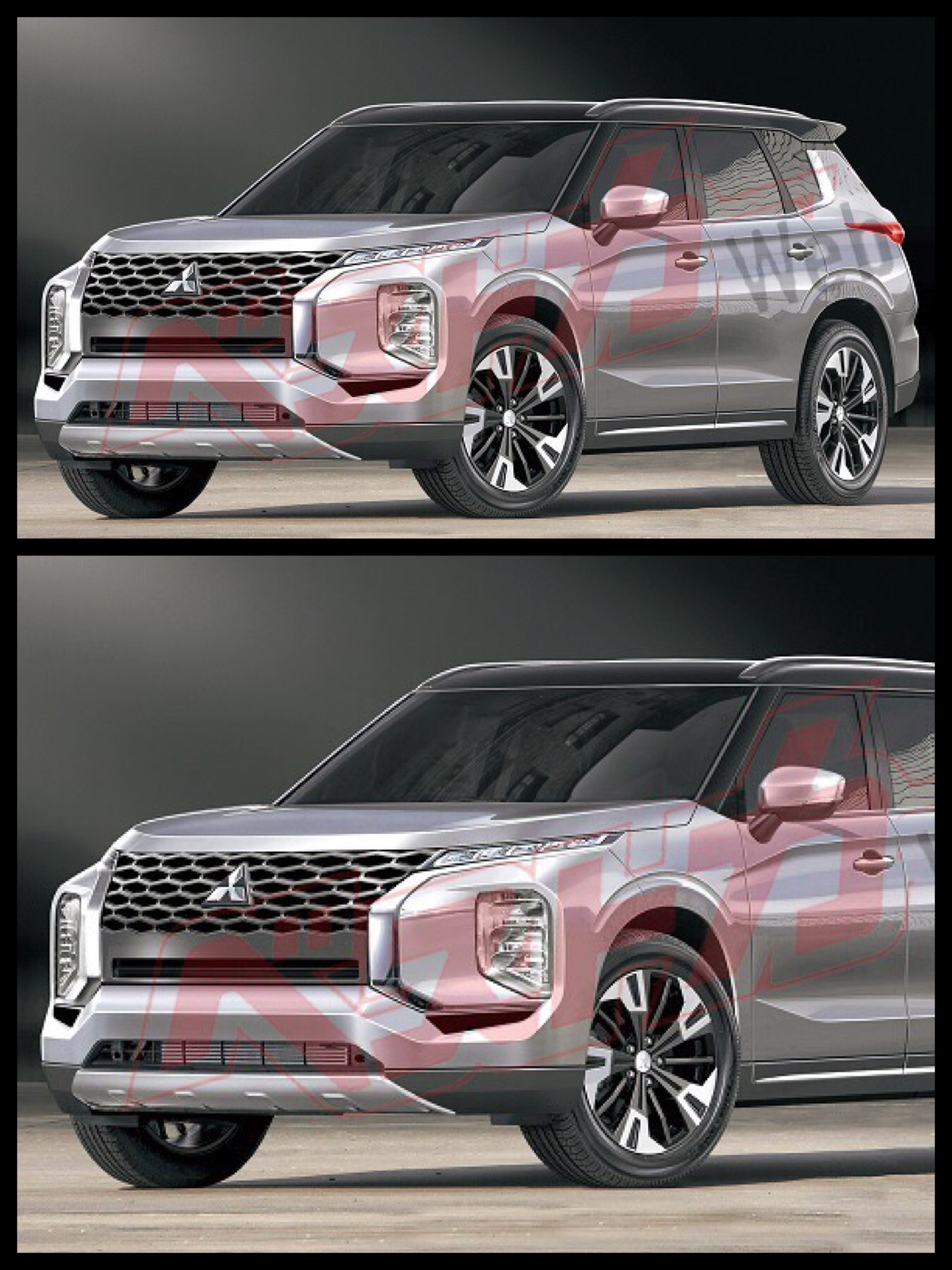 次期アウトランダーPHEV 2020秋発売 ベストカーWEB予想