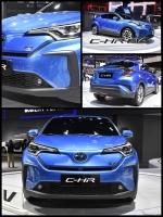 トヨタ C–HR EV