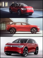 VW 「ID. ROOMZZ」SUV EV