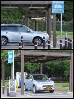 EV充電スポット 上信越自動車道 横川SA下り